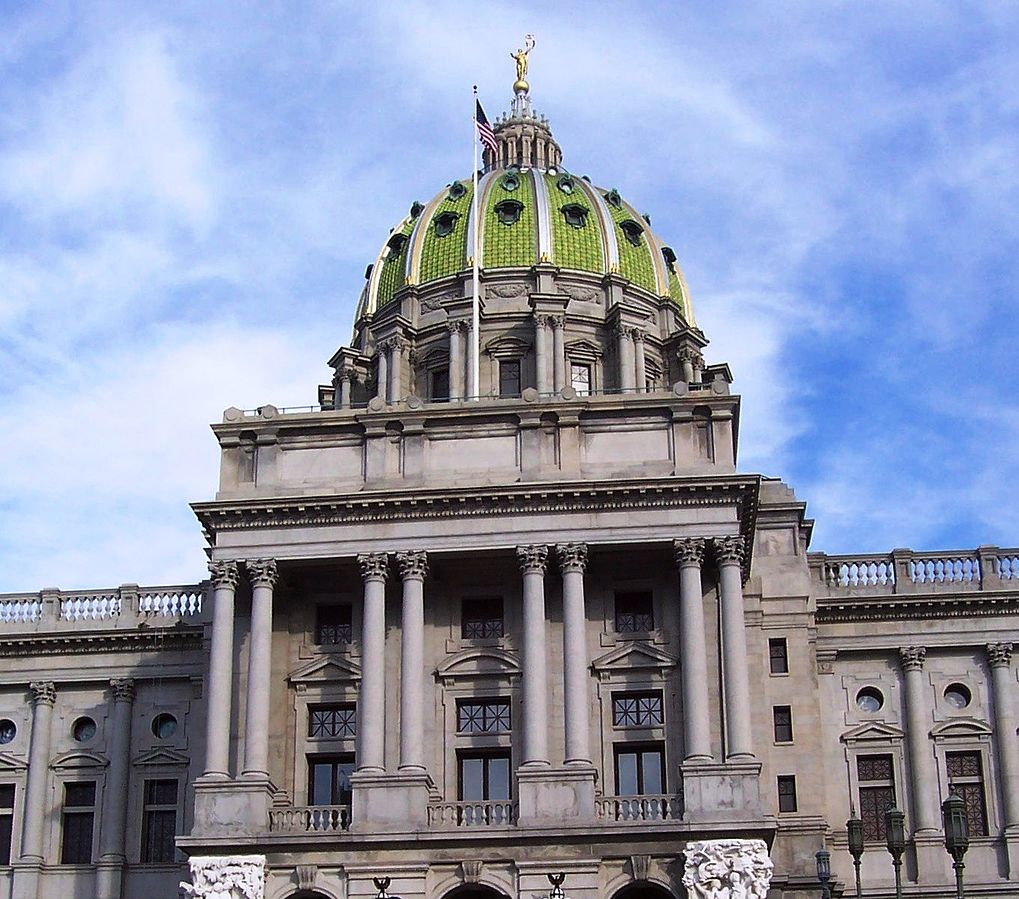 PA State Capitol