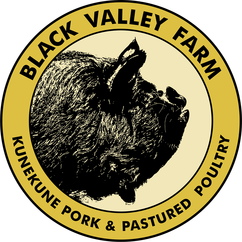 Black Valley Farm logo