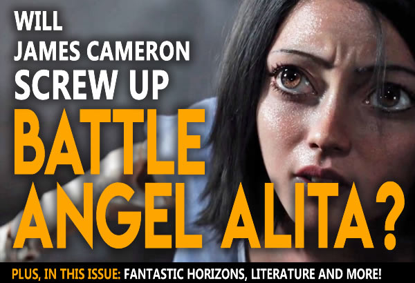 Will James Cameron Screw Up Battle Angel Alita?