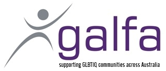 galfa: supporting GLBTIQ communities across Australia