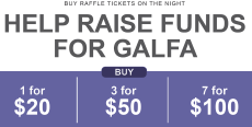 Help raise funds for GALFA