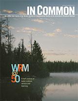 In Common magazine cover: Fall/Winter 2014