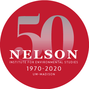 Nelson 50th logo