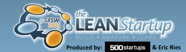 The Lean Startup SXSW