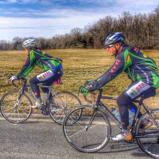 Tom Waldron - On the Road again for MS