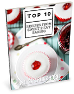 Top 10 Recipes From Sweet 2 Eat Baking eBook
