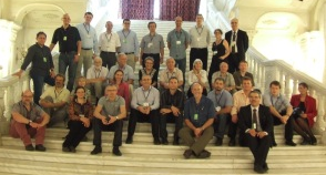 Participants at 'Re-imagining the Seminary'in Bucharest