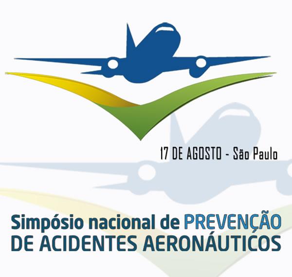 simpósio nacional de prevenção de acidentes aeronáuticos