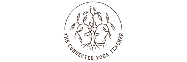 The Connected Yoga Teacher Logo