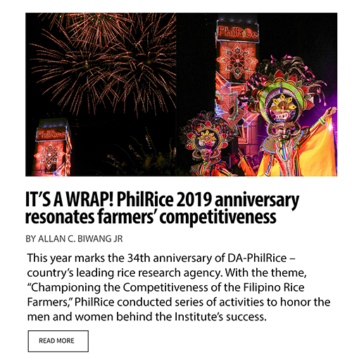 its-a-wrap-philrice-2019-anniversary-resonates-farmers-competitiveness