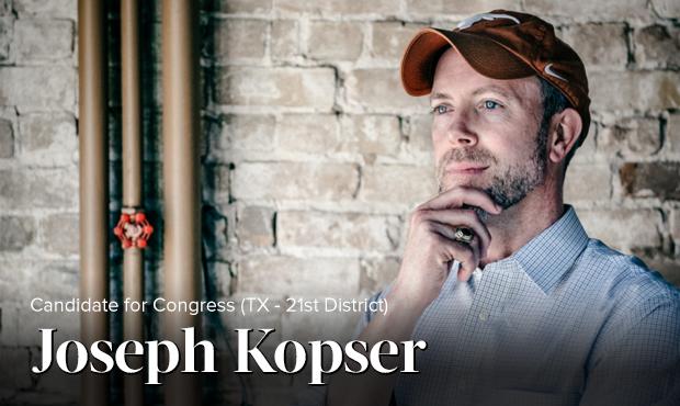 Meet Joseph Kopser!