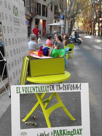 FOTOGRAFIA DE DEL CARRER ON ES VA INSTAL·LAT LA PLAVIB