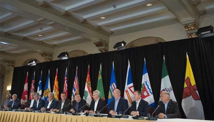 امروز؛ دیدار نخست وزیران استانهای کانادا در تورنتو