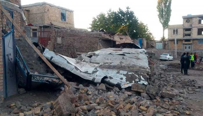 شش کشته و صدها زخمی در زلزله شمال غرب ایران