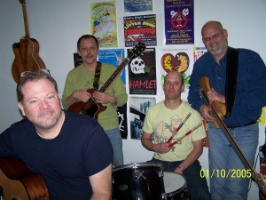 The Pat O'Neill Band