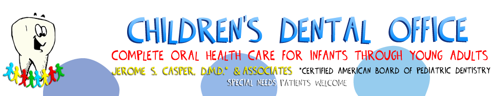 Children's Dental Office logo