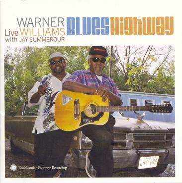 Warner Williams album