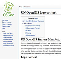 OSGeo logo competition