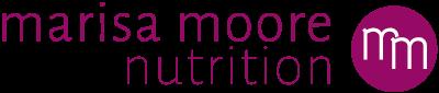 marisa moore nutrition logo