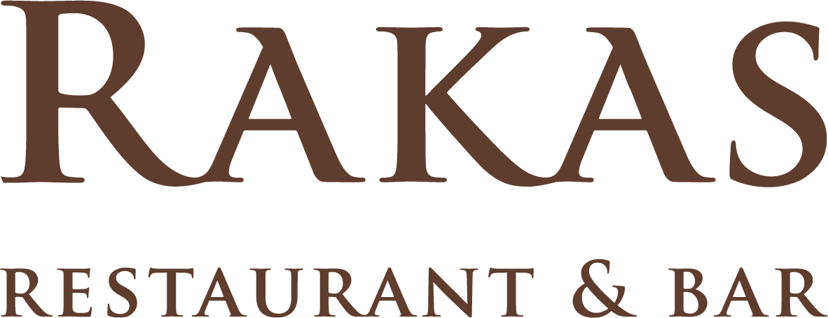 Rakas restaurant & bar logo