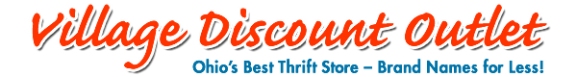 Village Discount Outlet - Ohio's Best Thrift Store - Brand Names for Less!