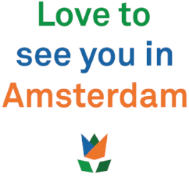 Thought Bubble: Cloud: Love to see you in Amsterdam!