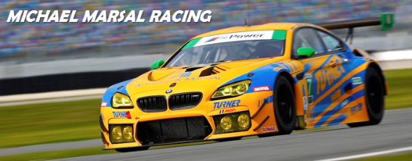 Turner BMW and Marsal 7th at Sebring
