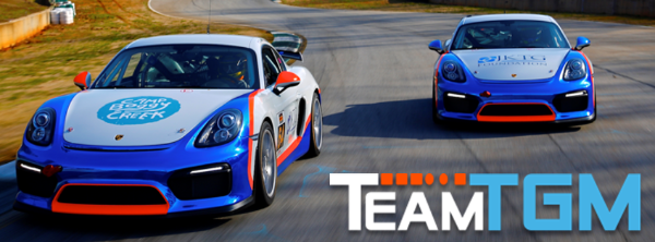 Team TGM's Porsche Caymans ends season at Home