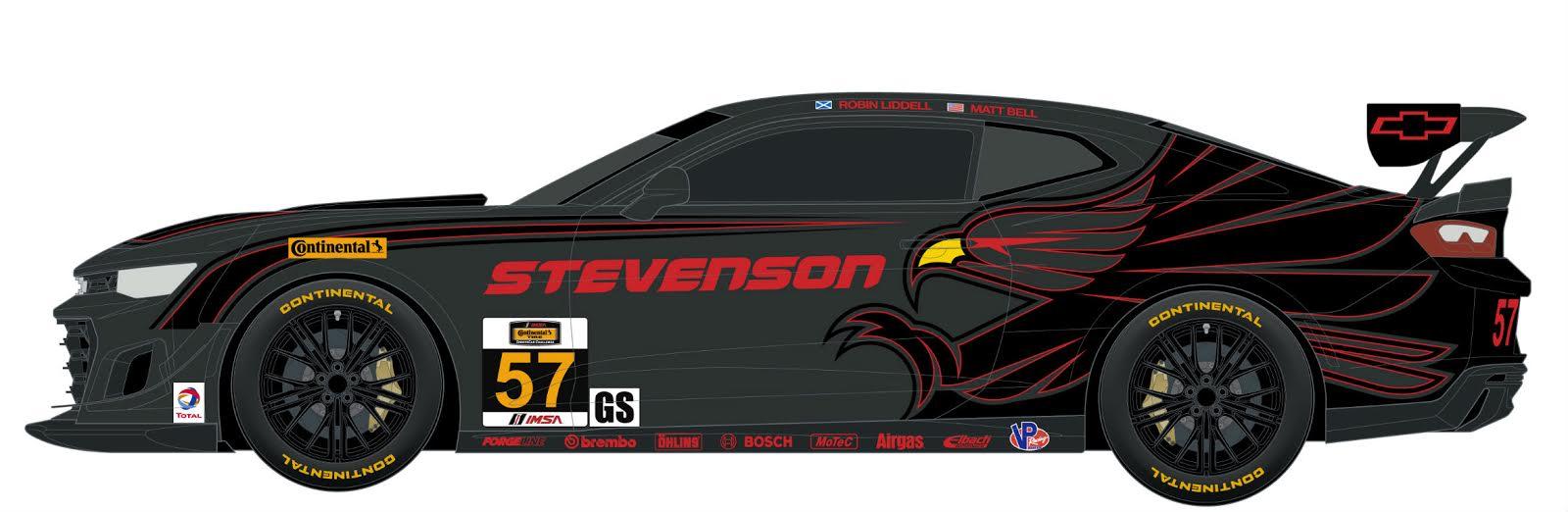 Stevenson Motorsports & Continental SportsCar Challenge