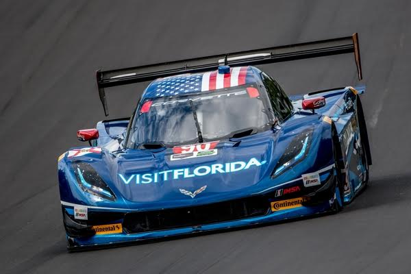 Visit Florida Racing comes up short on Three-peat