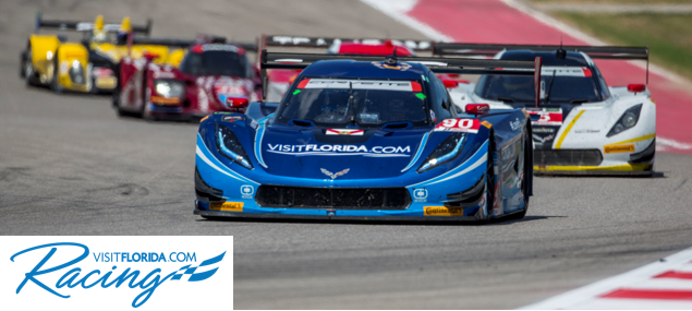 Visit Florida Racing to Laguna Seca