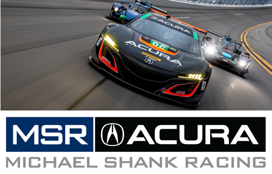 Michael Shank Racing & ACURA – Rolex 24 hours of Daytona