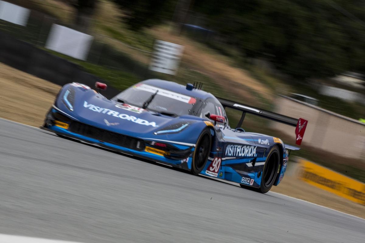 Visit Racing Visiting Monterey