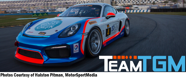 TeamTGM Aims to Turn Luck Around at COTA