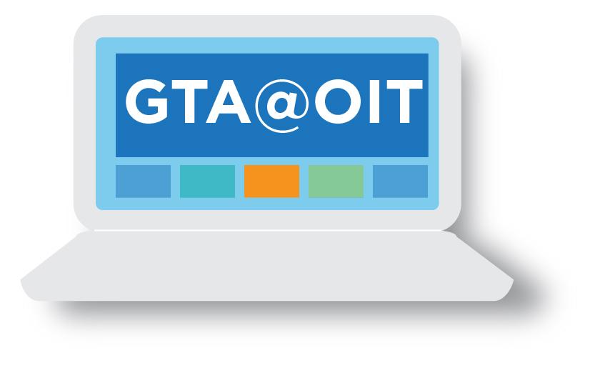 GTA@OIT logo