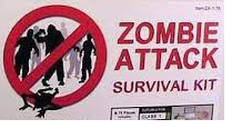 Zombie Attack Survival Kit image
