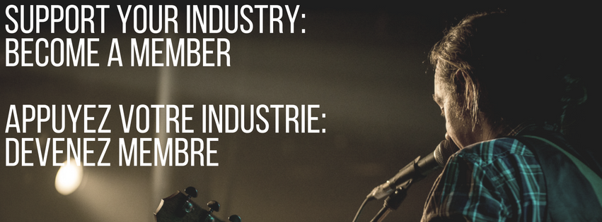 Support your industry: Become a Member | Appuyez votre industrie: Devenez membre