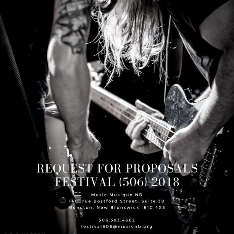 RFP 2018 - Festival 506