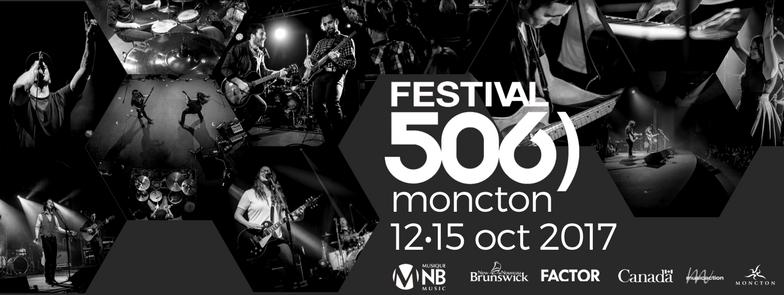 Festival 506 2017 Moncton