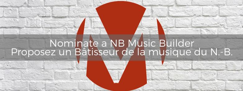 150 New Brunswick Music Builders • 150 Bâtisseurs de la musique du Nouveau-Brunswick
