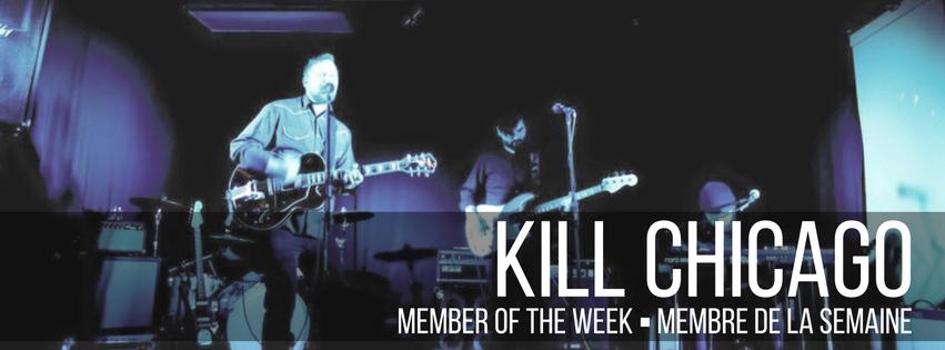 Member of the week - Membre de la semaine