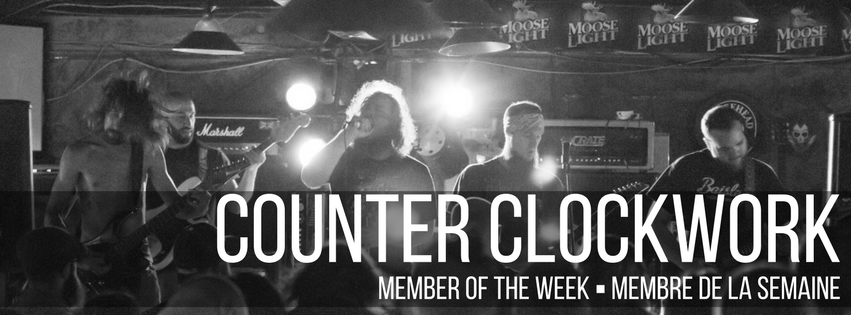 Member of the week: Counter Clockwork