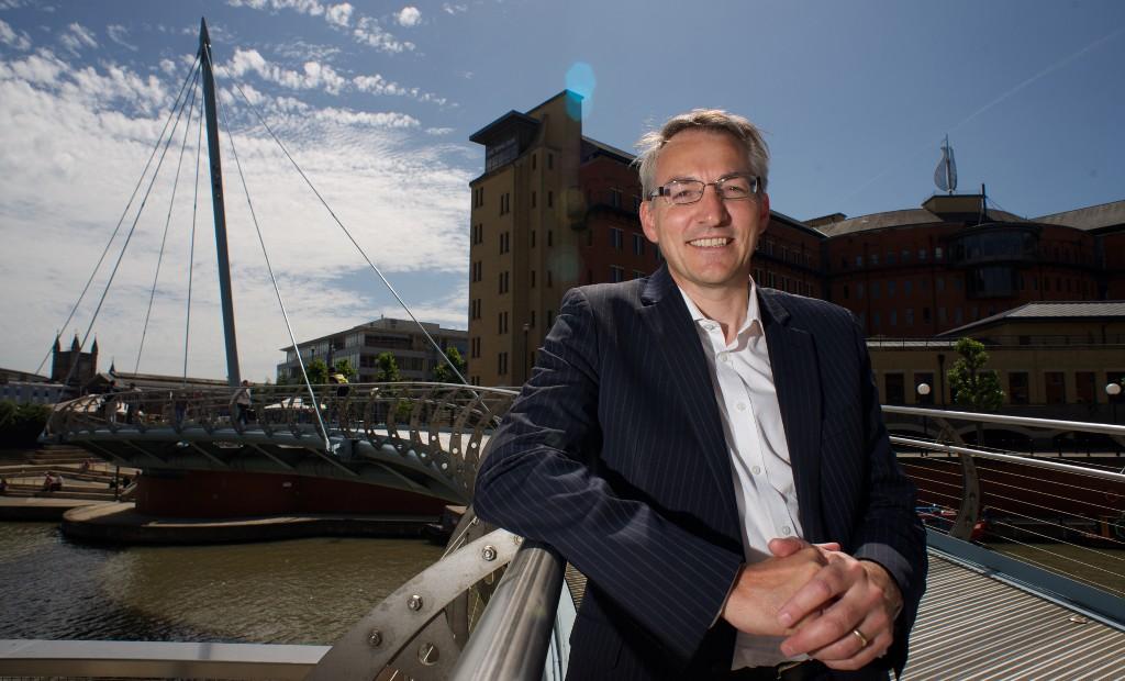 Stuart Pearce, CEO of ESI Ltd