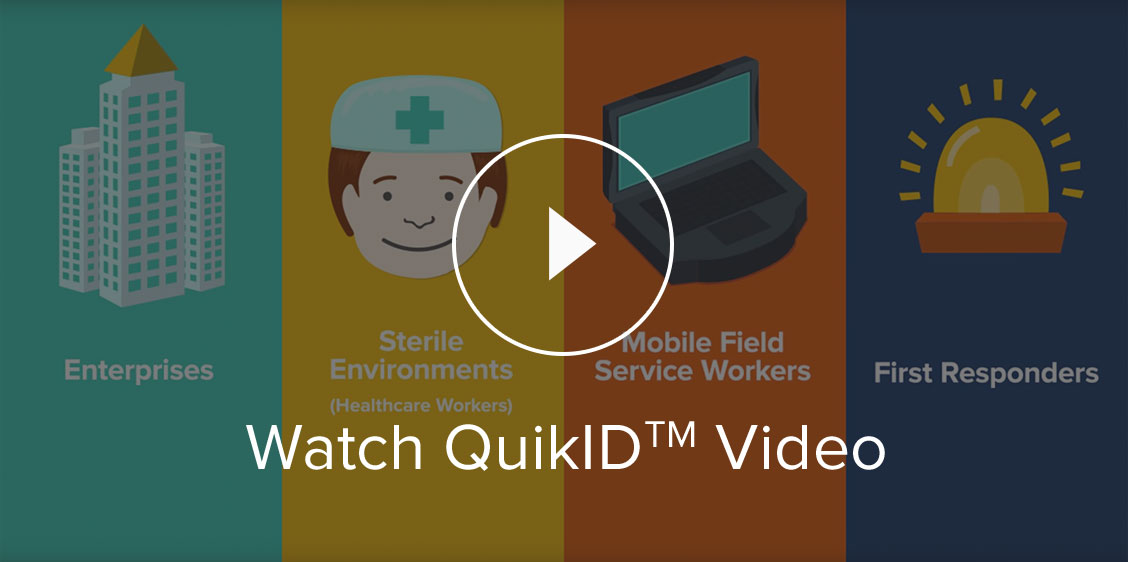 QuikID Smart Authentication Solutions  by FusionPipe