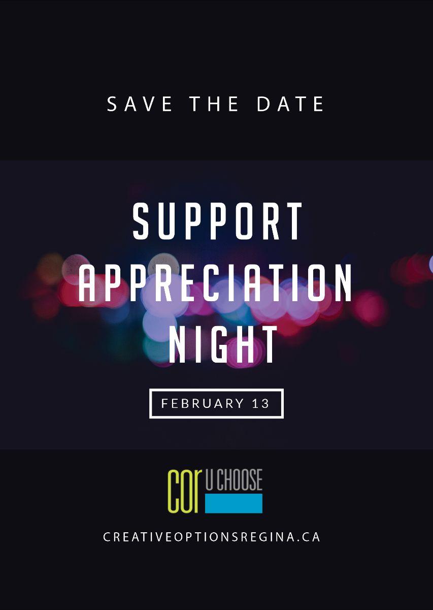 Support Appreciation 2019
