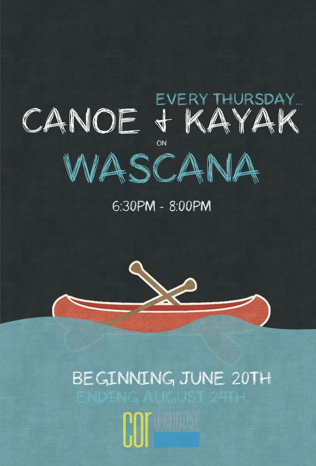 Canoe & Kayak Wascana