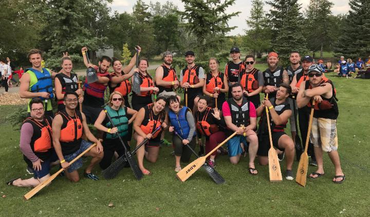 2018 Regina Dragon Boat Festival