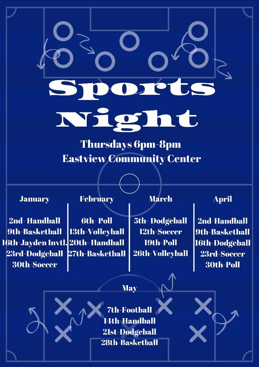 Sports Night 2020