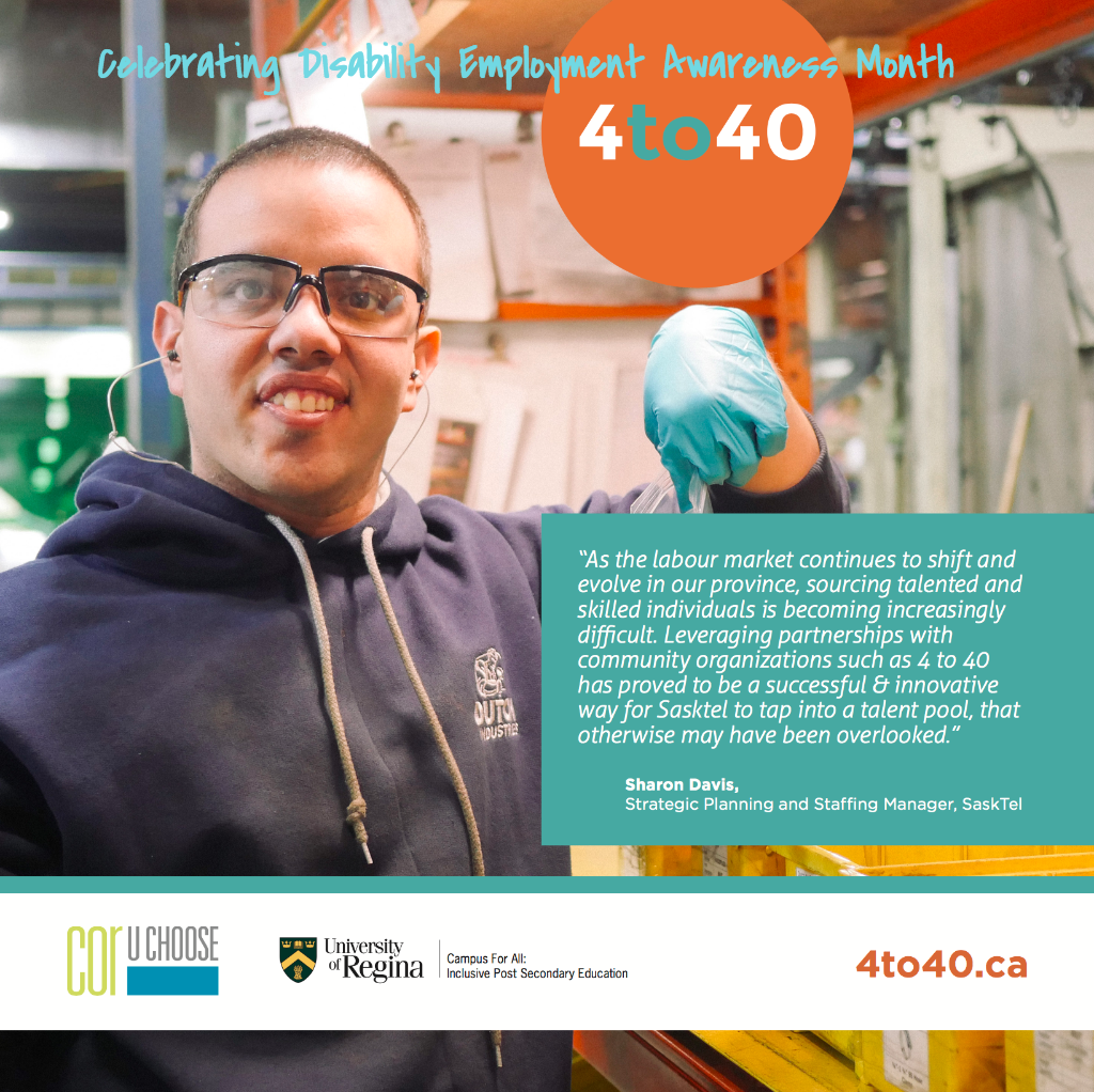 4to40 Inclusive Employment Initiative