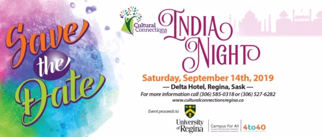 India Night 2019 Save-the-Date